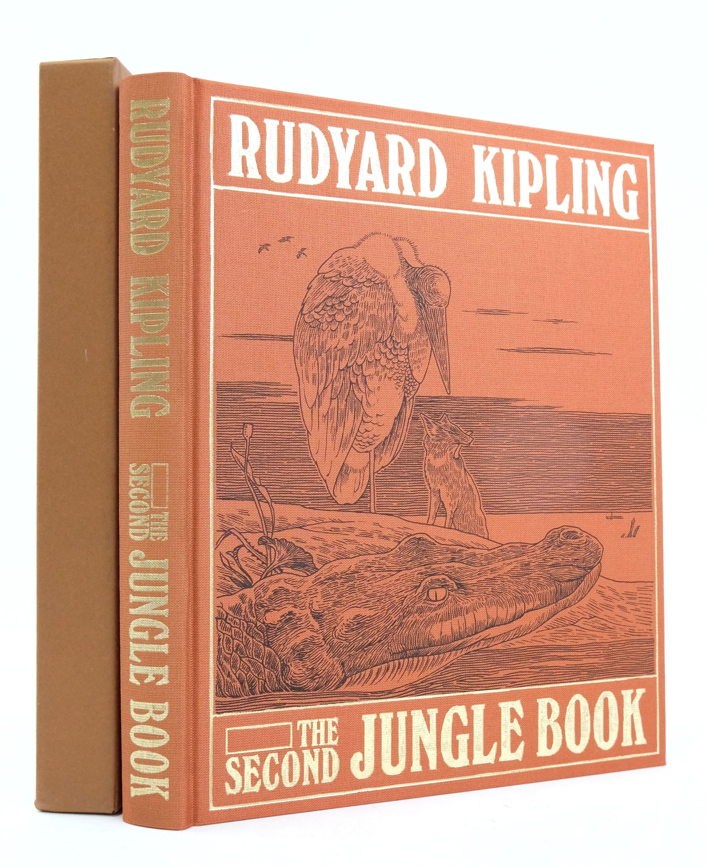 Photo of THE SECOND JUNGLE BOOK- Stock Number: 1822385