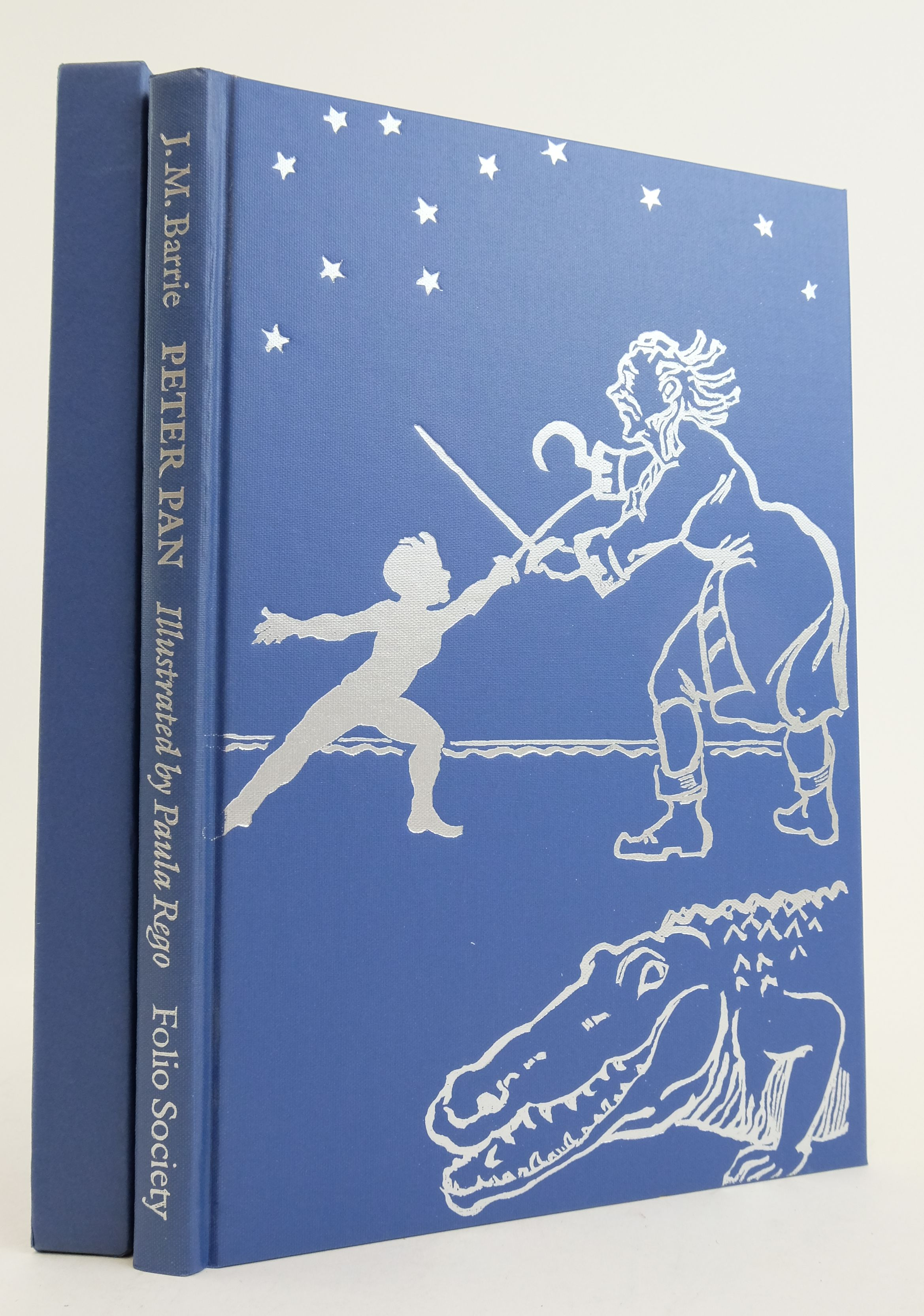 Photo of PETER PAN OR THE BOY WHO WOULD NOT GROW UP- Stock Number: 1822387