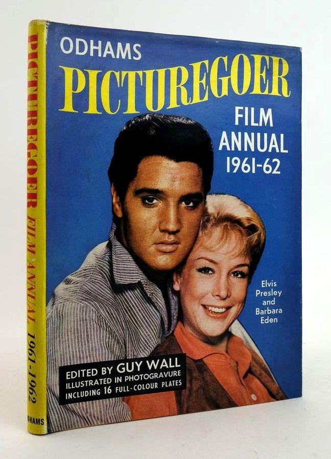 Photo of PICTUREGOER FILM ANNUAL 1961-1962 written by Wall, Guy published by Odhams Press Limited (STOCK CODE: 1822400)  for sale by Stella & Rose's Books