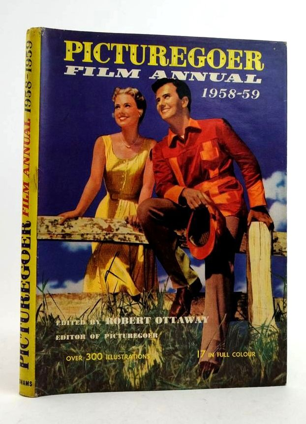 Photo of PICTUREGOER FILM ANNUAL 1958-59 written by Ottaway, Robert published by Odhams Press Limited (STOCK CODE: 1822405)  for sale by Stella & Rose's Books