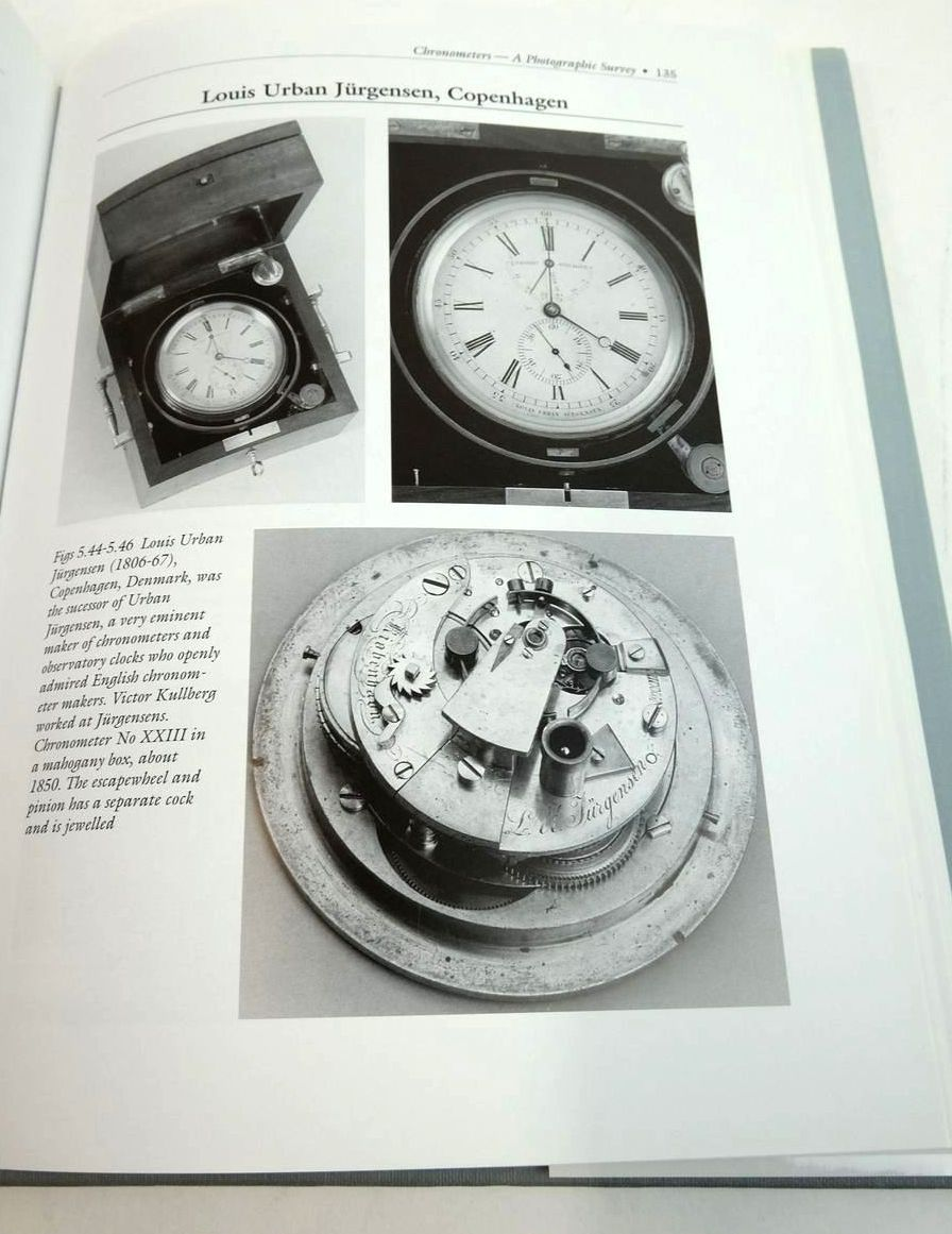 Photo of MERCER CHRONOMETERS: HISTORY, MAINTENANCE & REPAIR written by Mercer, Tony published by Mayfield Books (STOCK CODE: 1822408)  for sale by Stella & Rose's Books