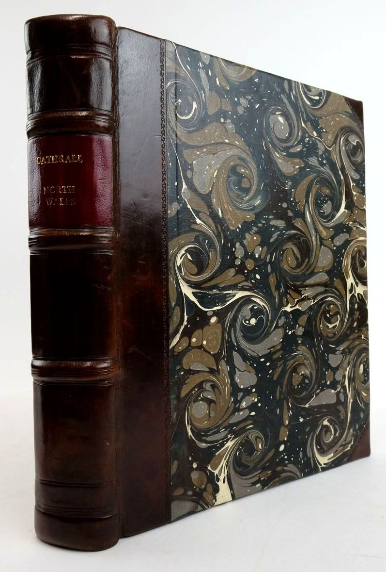 Photo of THE HISTORY OF NORTH WALES (2 VOUMES) written by Cathrall, William published by J. Gleave And Sons (STOCK CODE: 1822427)  for sale by Stella & Rose's Books