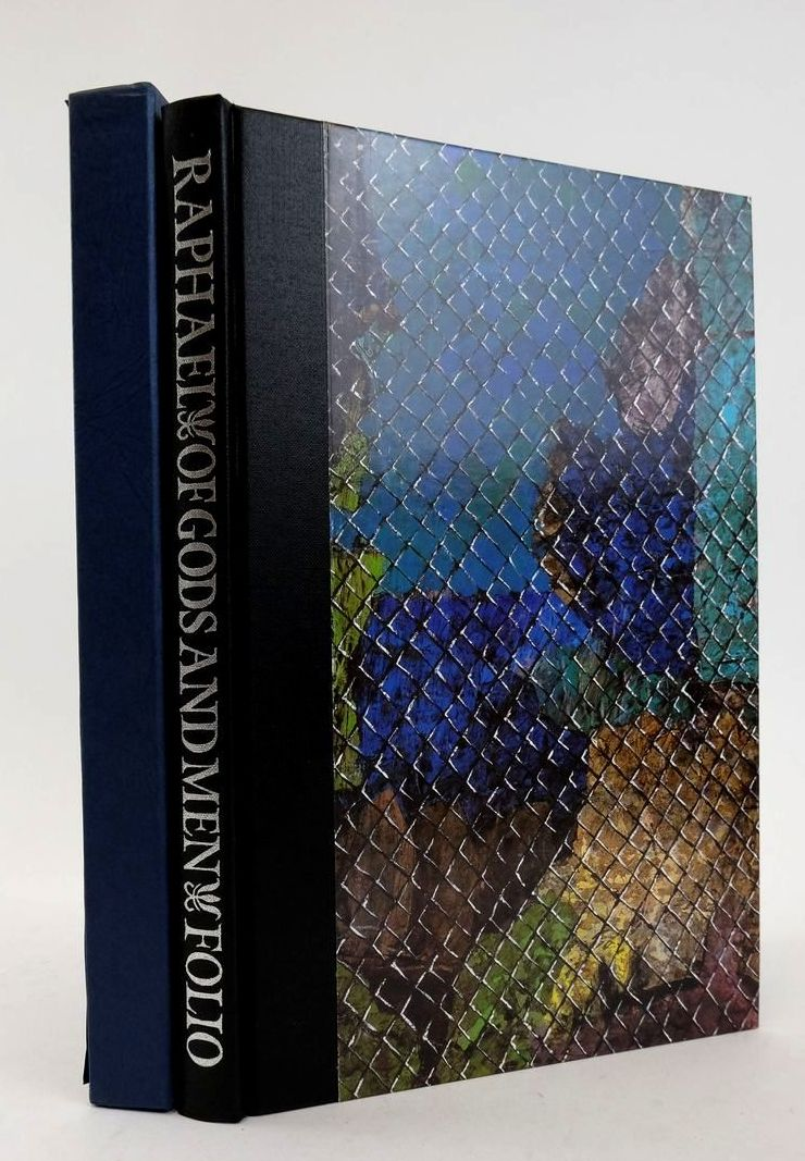 Photo of OF GODS AND MEN written by Raphael, Frederic illustrated by Raphael, Sarah published by Folio Society (STOCK CODE: 1822428)  for sale by Stella & Rose's Books