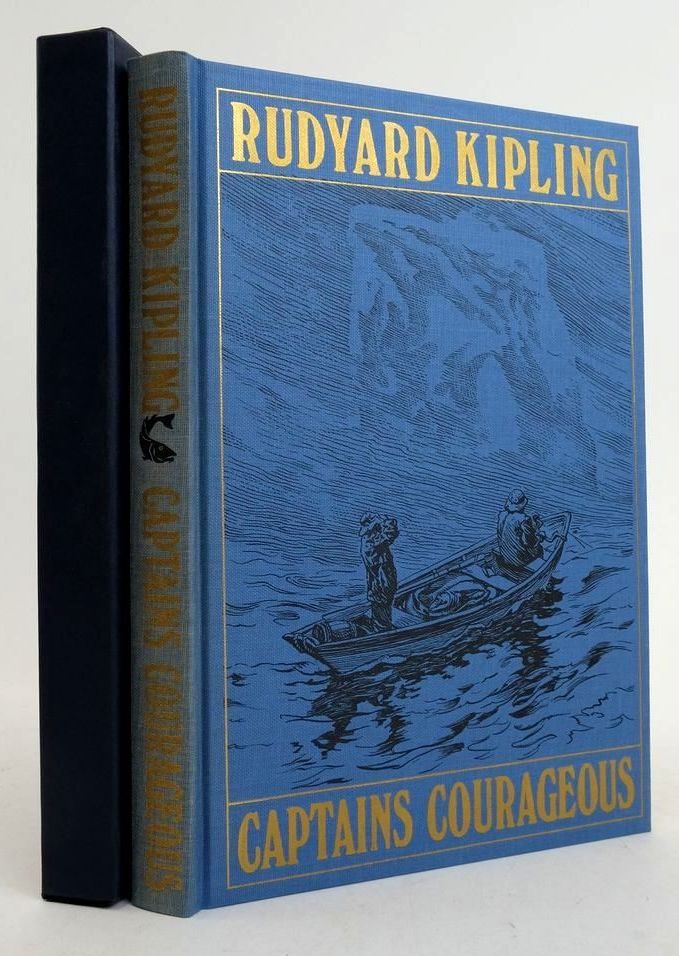 Photo of 'CAPTAINS COURAGEOUS' A STORY OF THE GRAND BANKS- Stock Number: 1822433