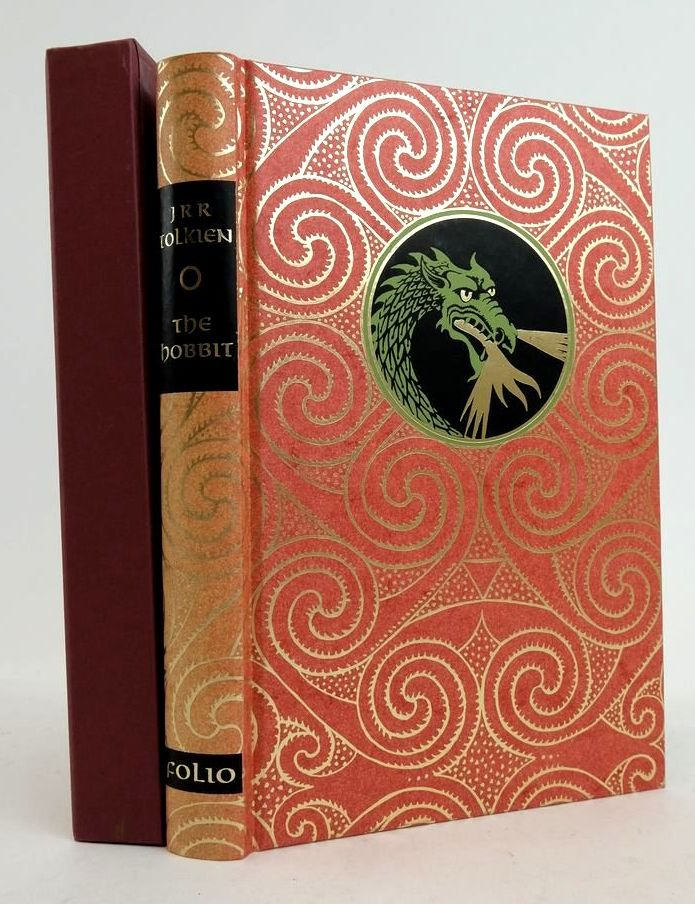 Photo of THE HOBBIT OR THERE AND BACK AGAIN written by Tolkien, J.R.R. illustrated by Fraser, Eric published by Folio Society (STOCK CODE: 1822435)  for sale by Stella & Rose's Books