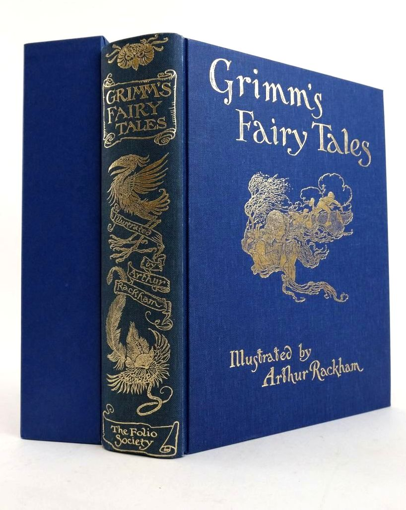 Photo of THE FAIRY TALES OF THE BROTHERS GRIMM- Stock Number: 1822444