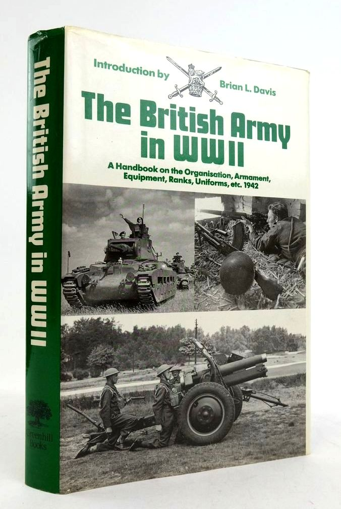 Photo of THE BRITISH ARMY IN WWII- Stock Number: 1822449