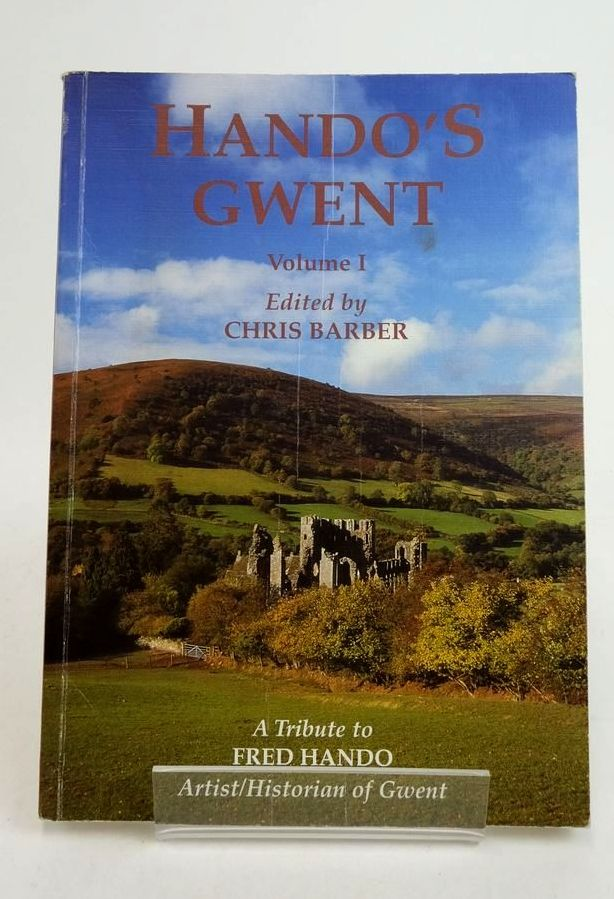 Photo of HANDO'S GWENT written by Barber, Chris illustrated by Hando, Fred J. published by Blorenge Books (STOCK CODE: 1822453)  for sale by Stella & Rose's Books