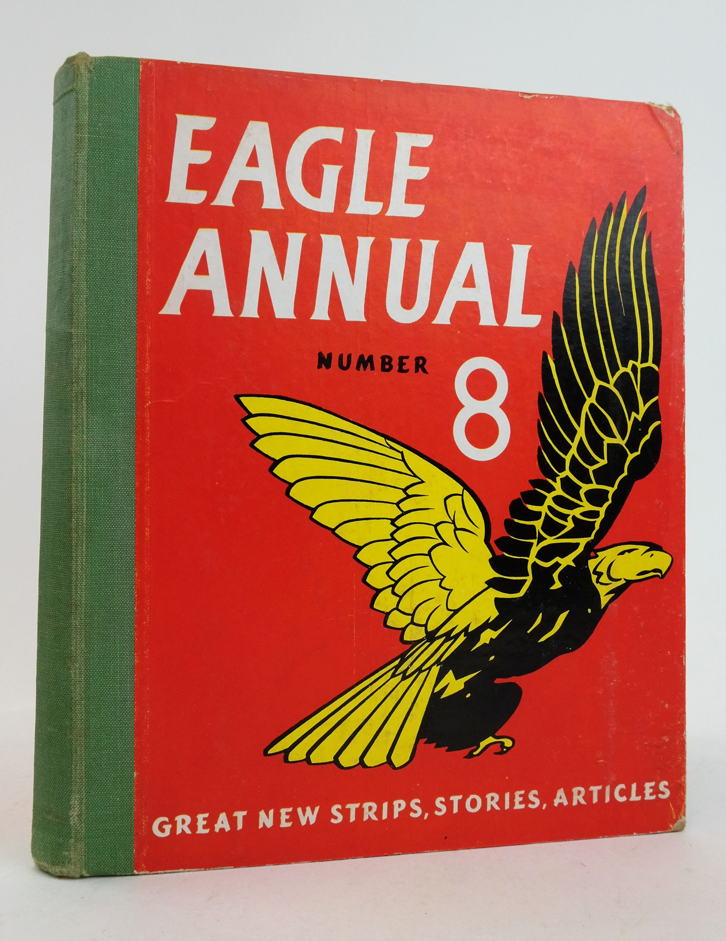Photo of EAGLE ANNUAL No. 8- Stock Number: 1822463