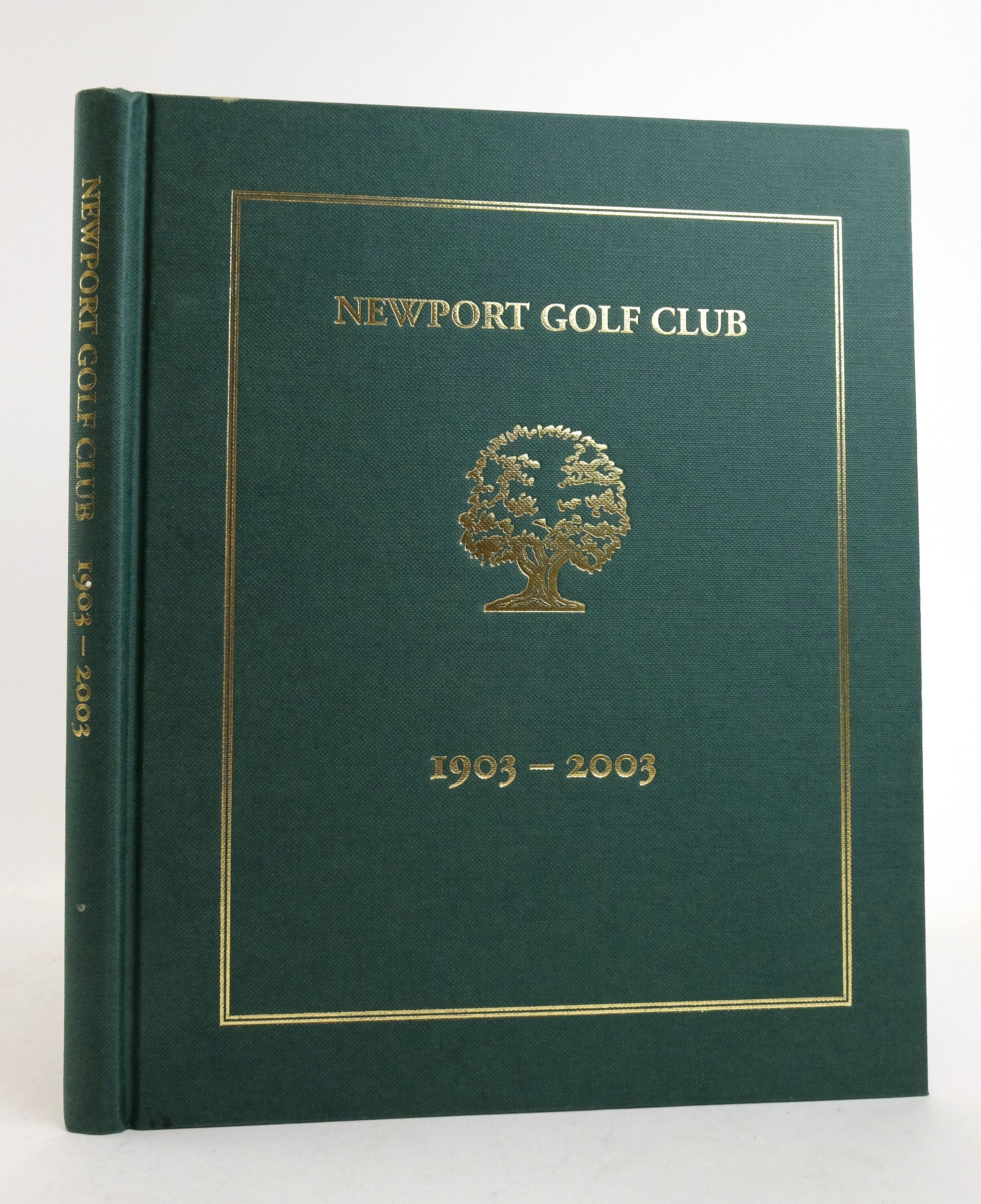 Photo of NEWPORT GOLF CLUB 1903-2003- Stock Number: 1822466