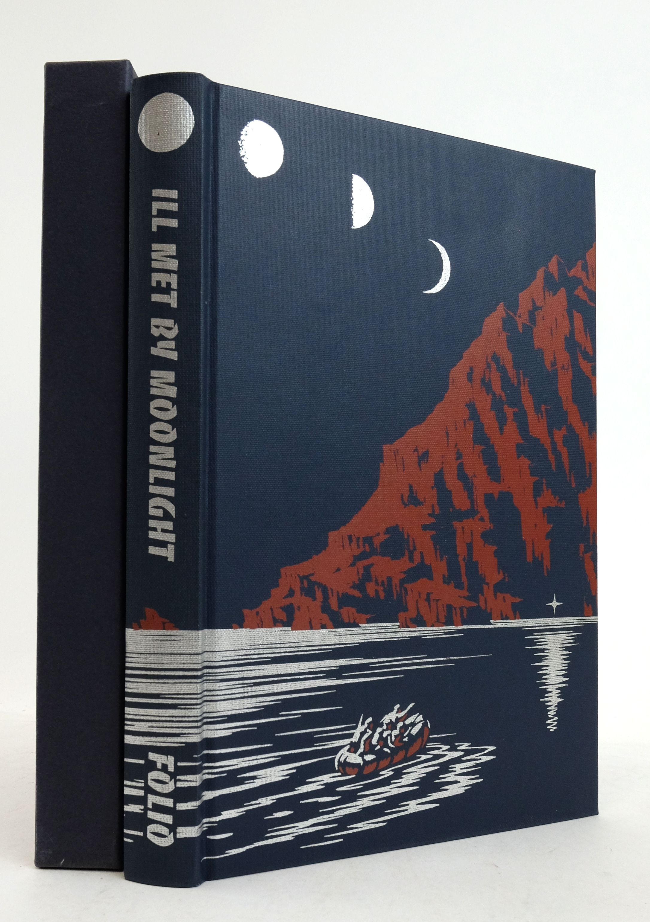 Photo of ILL MET BY MOONLIGHT written by Moss, W. Stanley Foot, M.R.D. Moncreiffe, Iain Fermor, Patrick Leigh published by Folio Society (STOCK CODE: 1822469)  for sale by Stella & Rose's Books