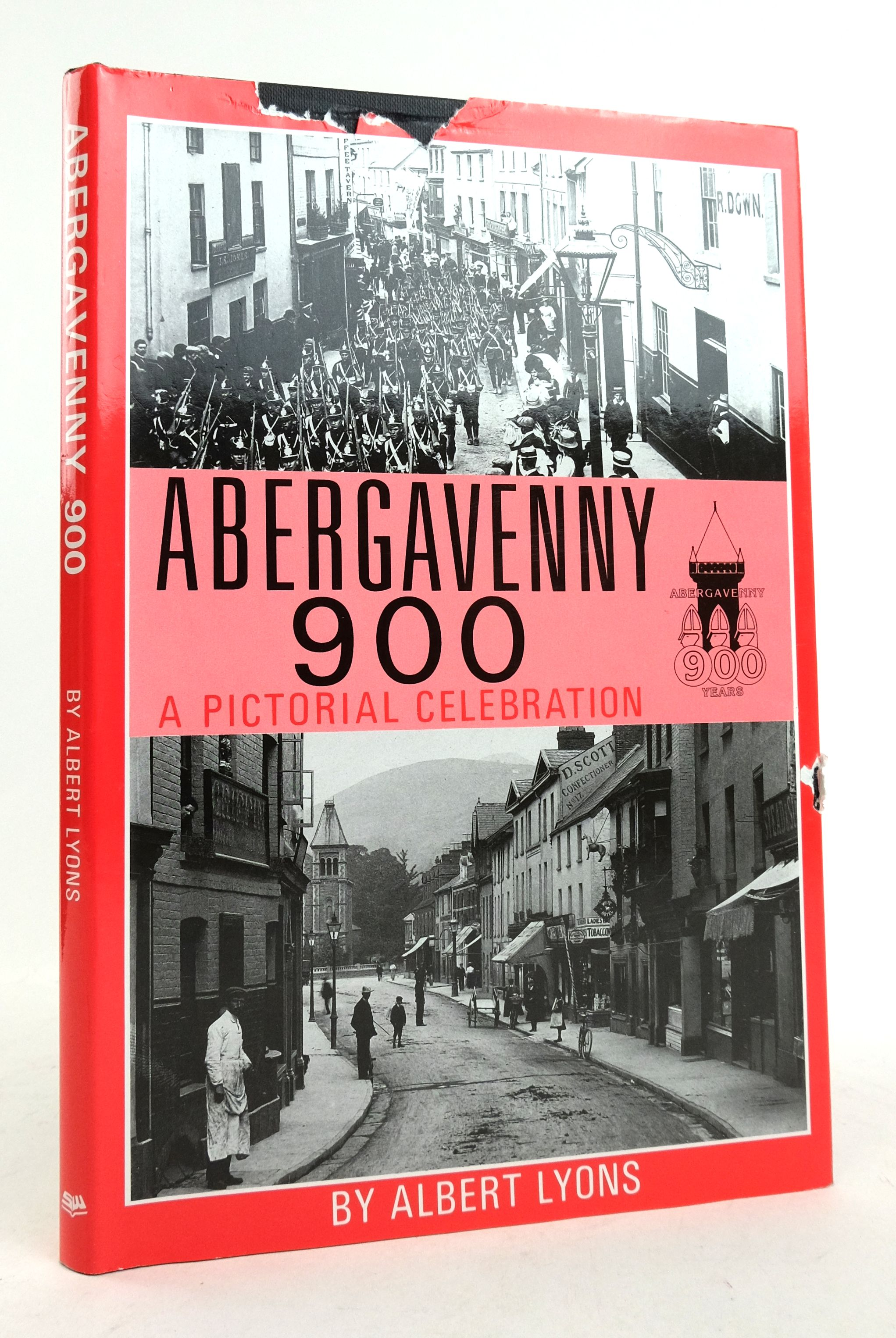 Photo of ABERGAVENNY 900: A PICTORIAL CELEBRATION written by Lyons, Albert published by Stewart Williams (STOCK CODE: 1822471)  for sale by Stella & Rose's Books