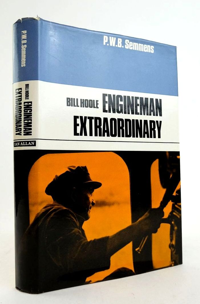 Photo of BILL HOOLE: ENGINEMAN EXTRAORDINARY- Stock Number: 1822475