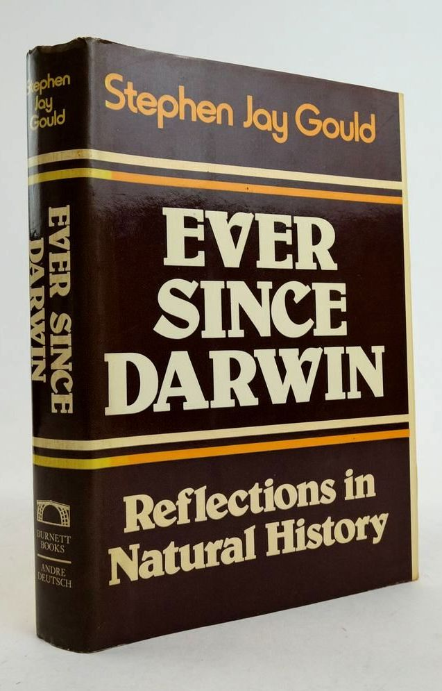 Photo of EVER SINCE DARWIN: REFLECTIONS IN NATURAL HISTORY written by Gould, Stephen Jay published by Burnett Books (STOCK CODE: 1822477)  for sale by Stella & Rose's Books