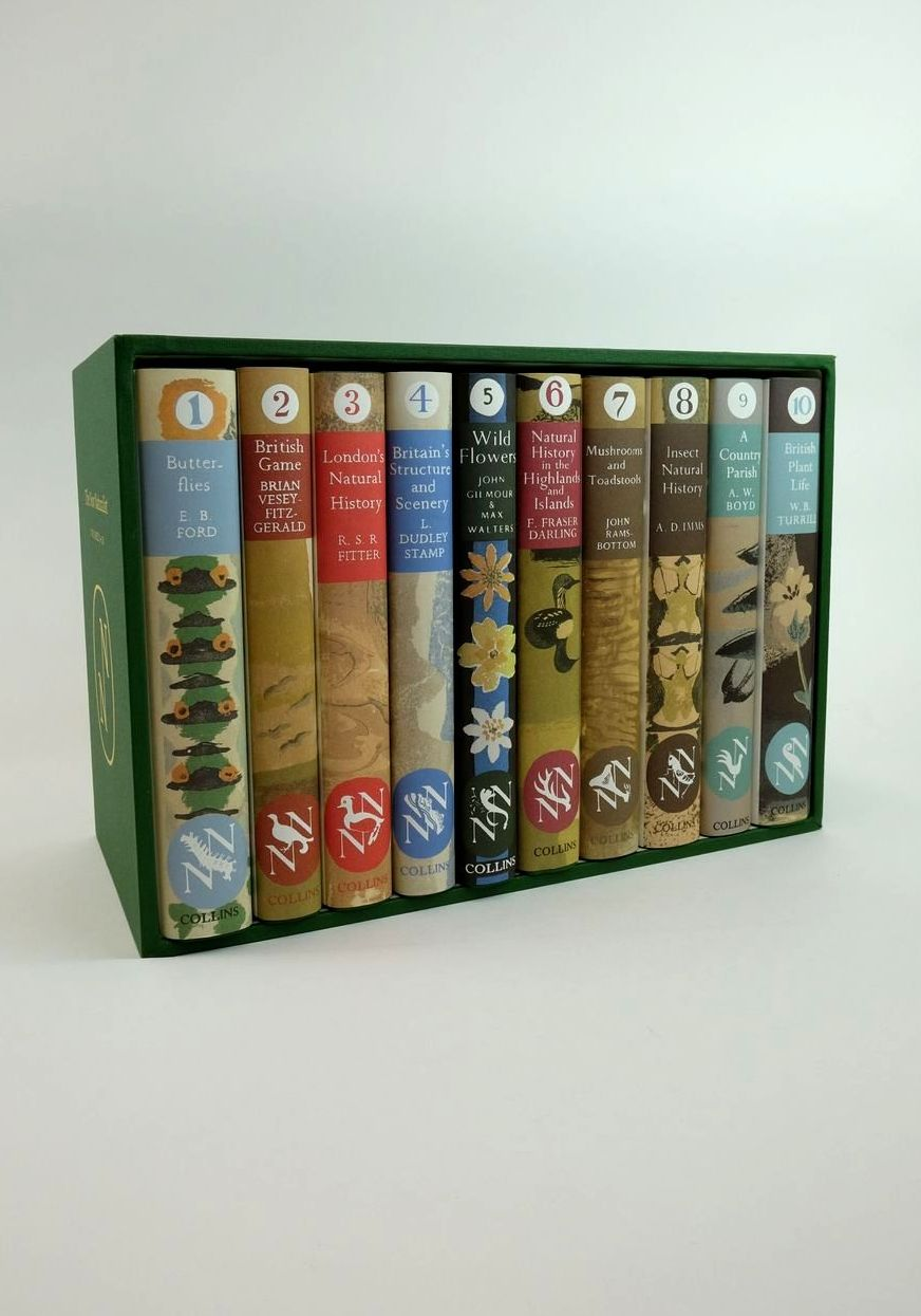 Photo of THE NEW NATURALISTS VOLUMES 1-10 published by Collins (STOCK CODE: 1822496)  for sale by Stella & Rose's Books
