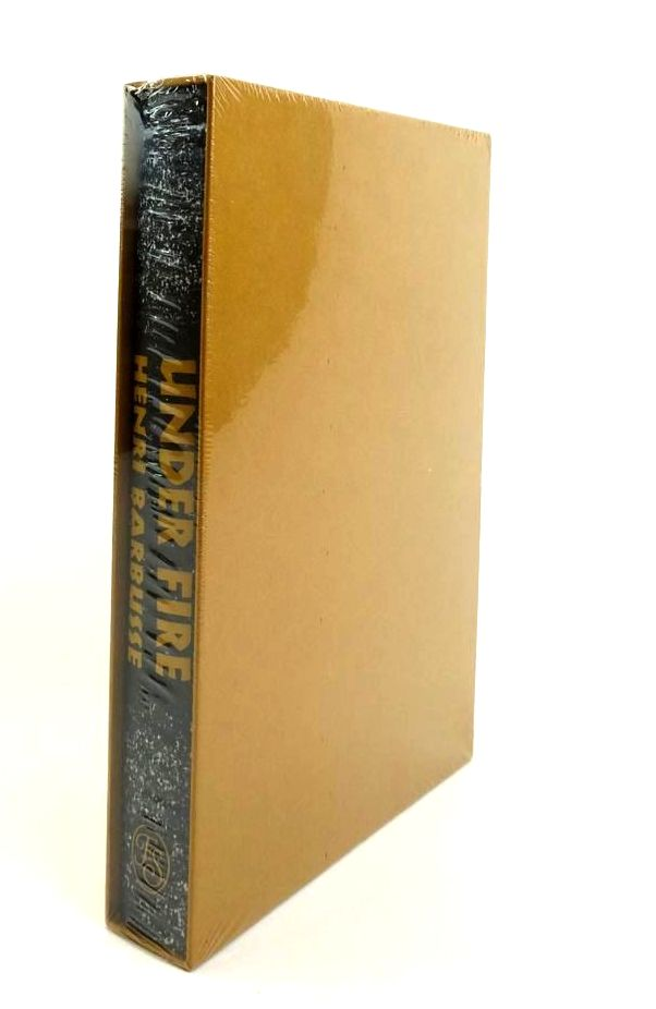 Photo of UNDER FIRE written by Barbusse, Henri Buss, Robin Strachan, Hew published by Folio Society (STOCK CODE: 1822497)  for sale by Stella & Rose's Books