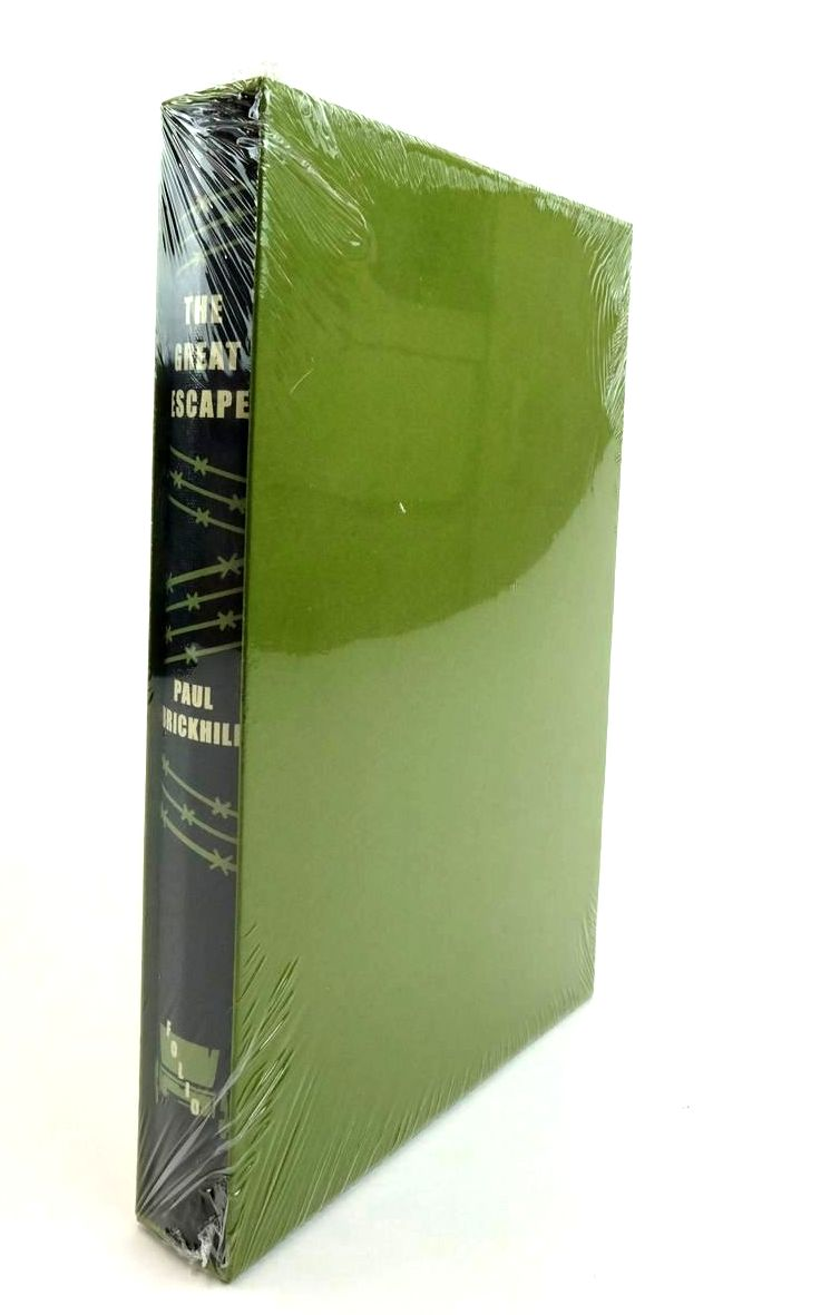 Photo of THE GREAT ESCAPE written by Brickhill, Paul Harsh, George published by Folio Society (STOCK CODE: 1822500)  for sale by Stella & Rose's Books