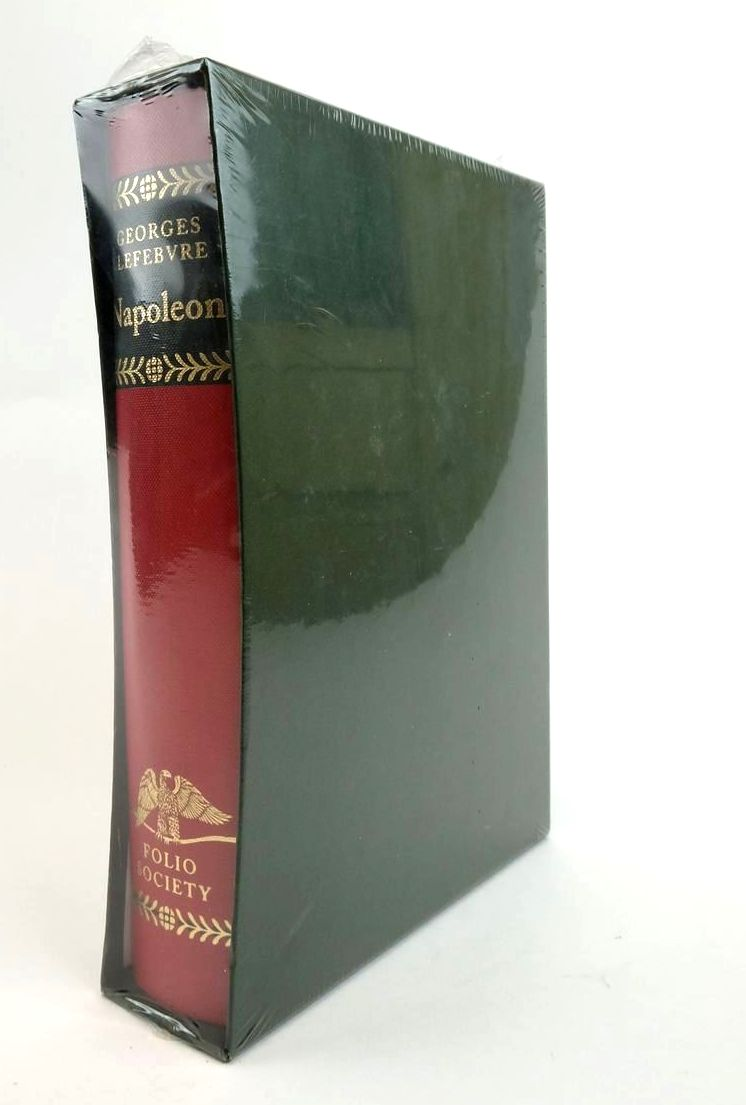 Photo of NAPOLEON written by Lefebvre, Georges published by Folio Society (STOCK CODE: 1822528)  for sale by Stella & Rose's Books