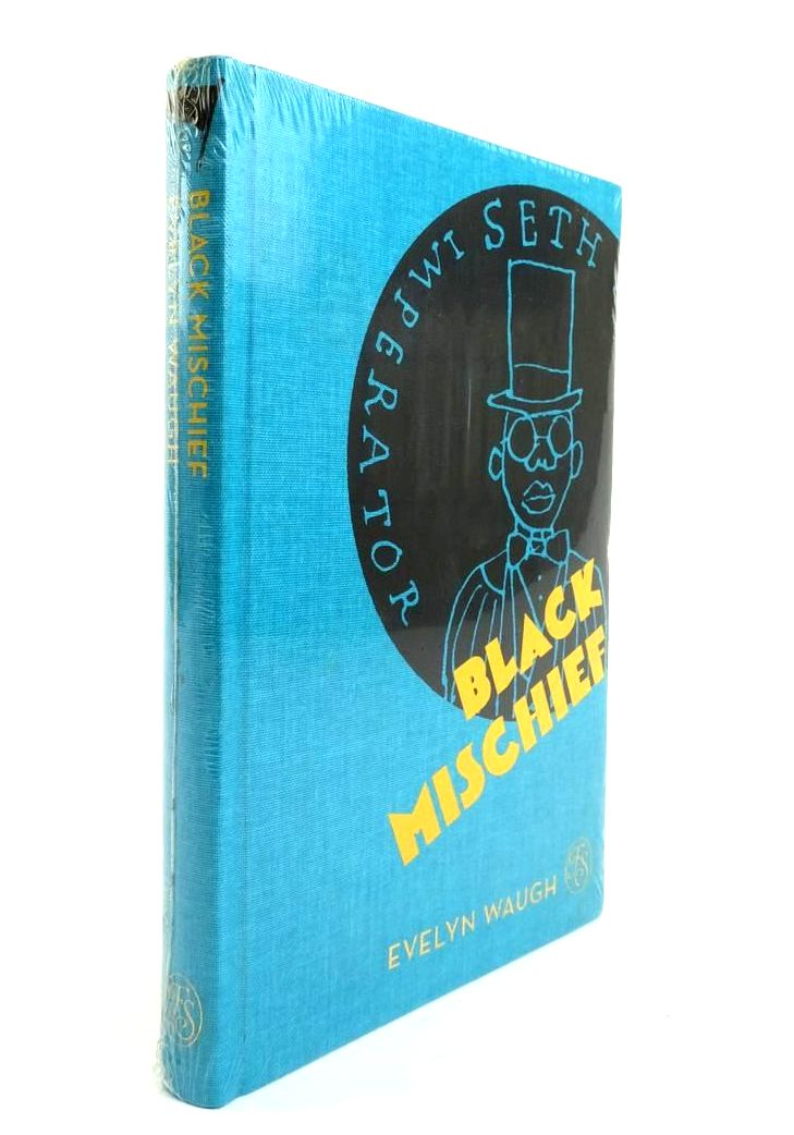 Photo of BLACK MISCHIEF written by Waugh, Evelyn illustrated by Blake, Quentin published by Folio Society (STOCK CODE: 1822543)  for sale by Stella & Rose's Books