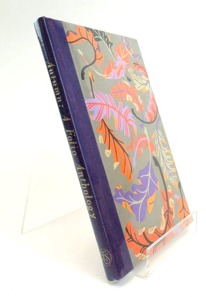 Photo of AUTUMN: A FOLIO ANTHOLOGY written by Jamie, Kathleen illustrated by Borner, Petra published by Folio Society (STOCK CODE: 1822551)  for sale by Stella & Rose's Books