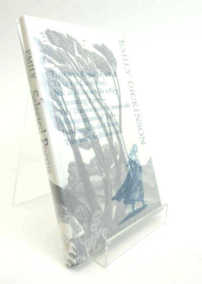 Photo of SELECTED POEMS written by Dickinson, Emily Greenlaw, Lavinia illustrated by Lydbury, Jane published by Folio Society (STOCK CODE: 1822554)  for sale by Stella & Rose's Books