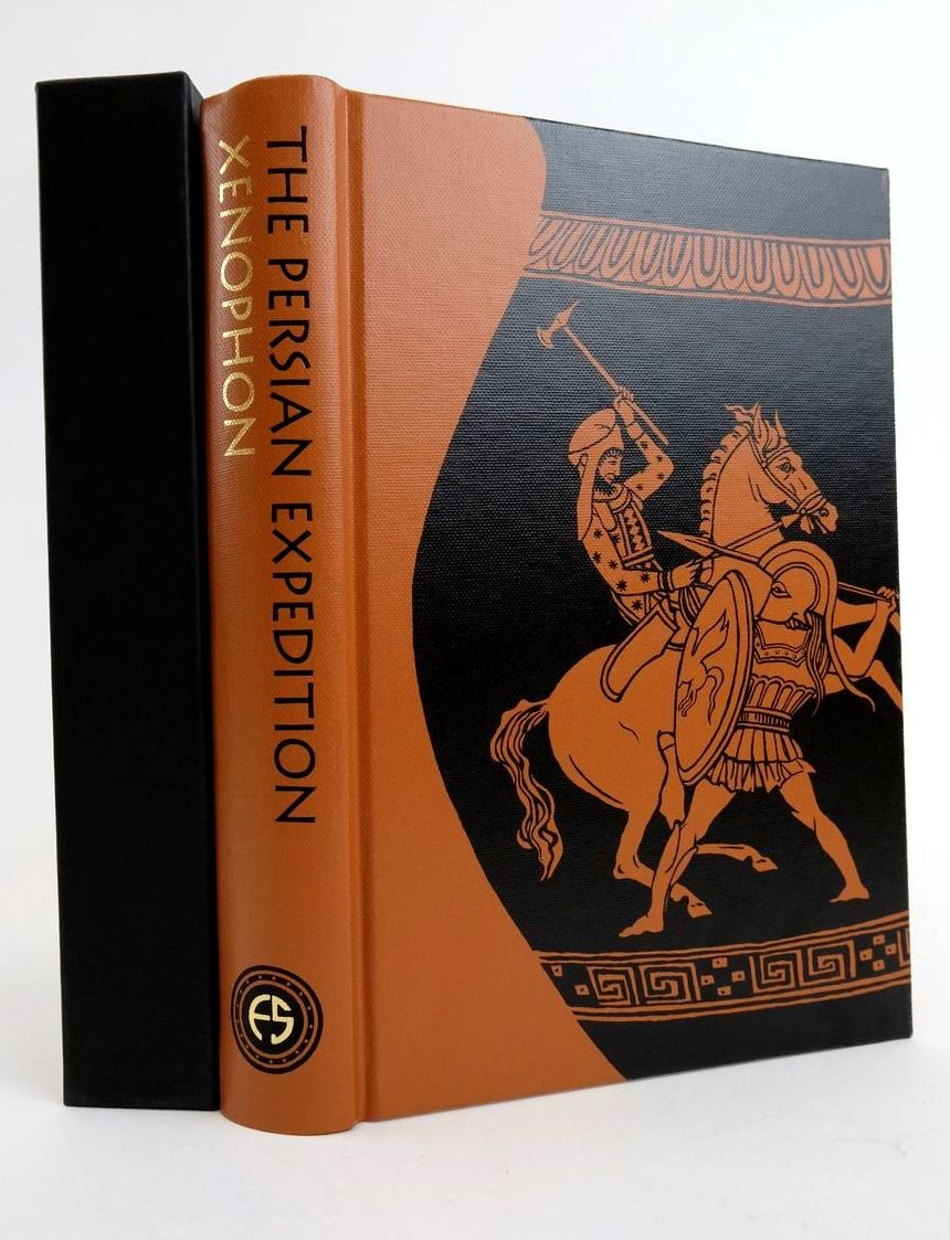 Photo of THE PERSIAN EXPEDITION written by Xenophon,  Warner, Rex Cawkwell, George Rabb, Theodore K. illustrated by Venables, Bob published by Folio Society (STOCK CODE: 1822568)  for sale by Stella & Rose's Books