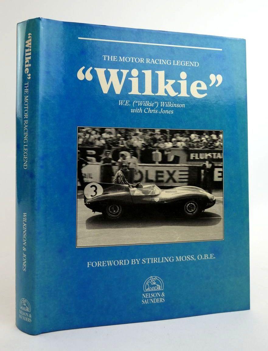 "Photo of ""WILKIE"" THE MOTOR RACING LEGEND- Stock Number: 1822585"