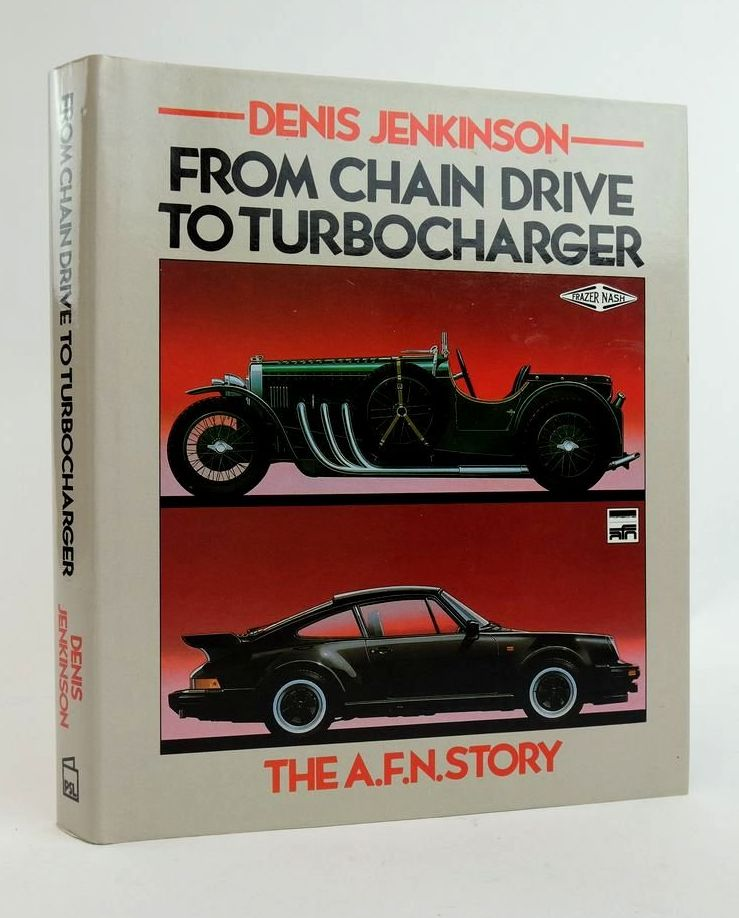 Photo of FROM CHAIN DRIVE TO TURBOCHARGER: THE A.F.N. STORY- Stock Number: 1822586