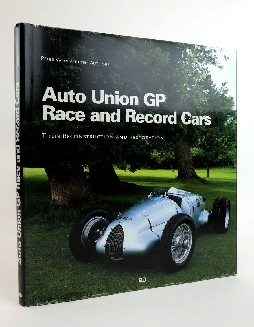 Photo of AUTO UNION GP RACE AND RECORD CARS: THEIR RECONSTRUCTION AND RESTORATION- Stock Number: 1822587