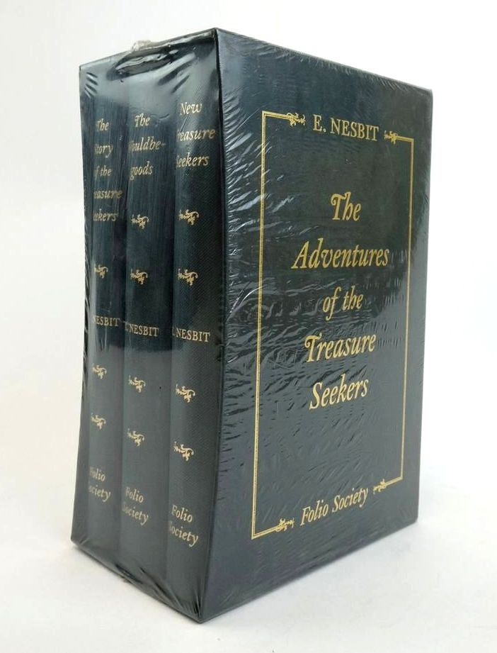 Photo of THE ADVENTURES OF THE TREASURE SEEKERS (3 VOLUMES)- Stock Number: 1822600