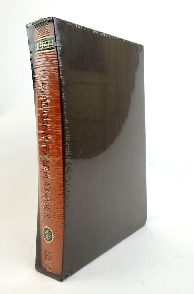 Photo of THE CAMPAIGNS OF ALEXANDER written by Arrian,  De Selincourt, Aubrey Hamilton, J.R. published by Folio Society (STOCK CODE: 1822604)  for sale by Stella & Rose's Books