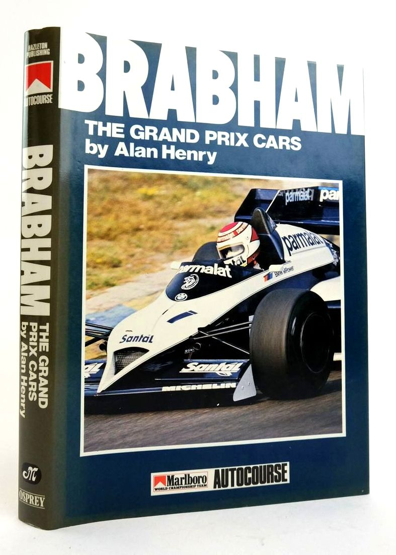 Photo of BRABHAM THE GRAND PRIX CARS written by Henry, Alan published by Hazleton Publishing (STOCK CODE: 1822608)  for sale by Stella & Rose's Books