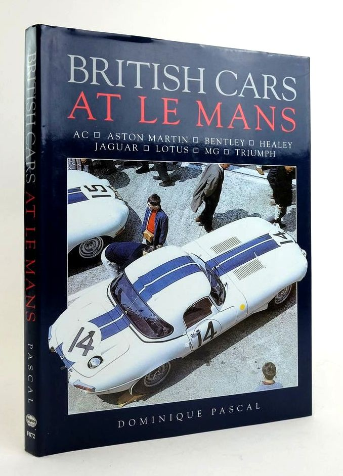 Photo of BRITISH CARS AT LE MANS- Stock Number: 1822610