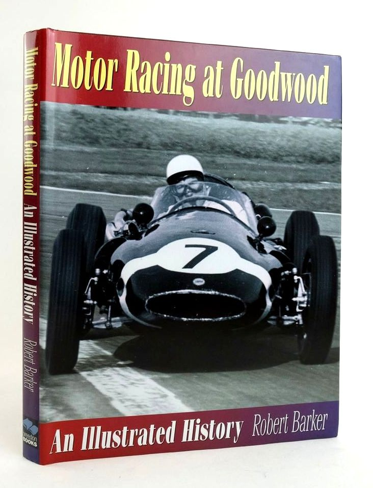 Photo of MOTOR RACING AT GOODWOOD: AN ILLUSTRATED HISTORY- Stock Number: 1822613