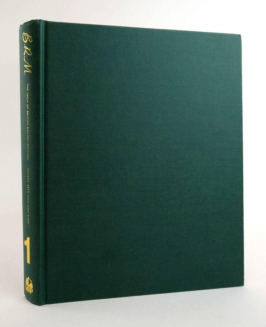 Photo of B.R.M. THE SAGA OF BRITISH RACING MOTORS VOLUME 1- Stock Number: 1822616