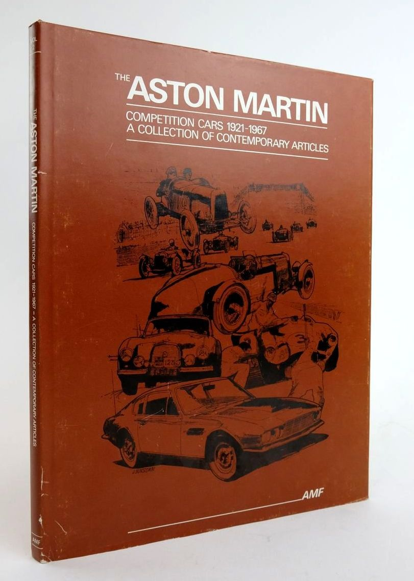 Photo of THE ASTON MARTIN COMPETITION CARS 1921 TO 1967: A COLLECTION OF CONTEMPORARY ARTICLES- Stock Number: 1822617