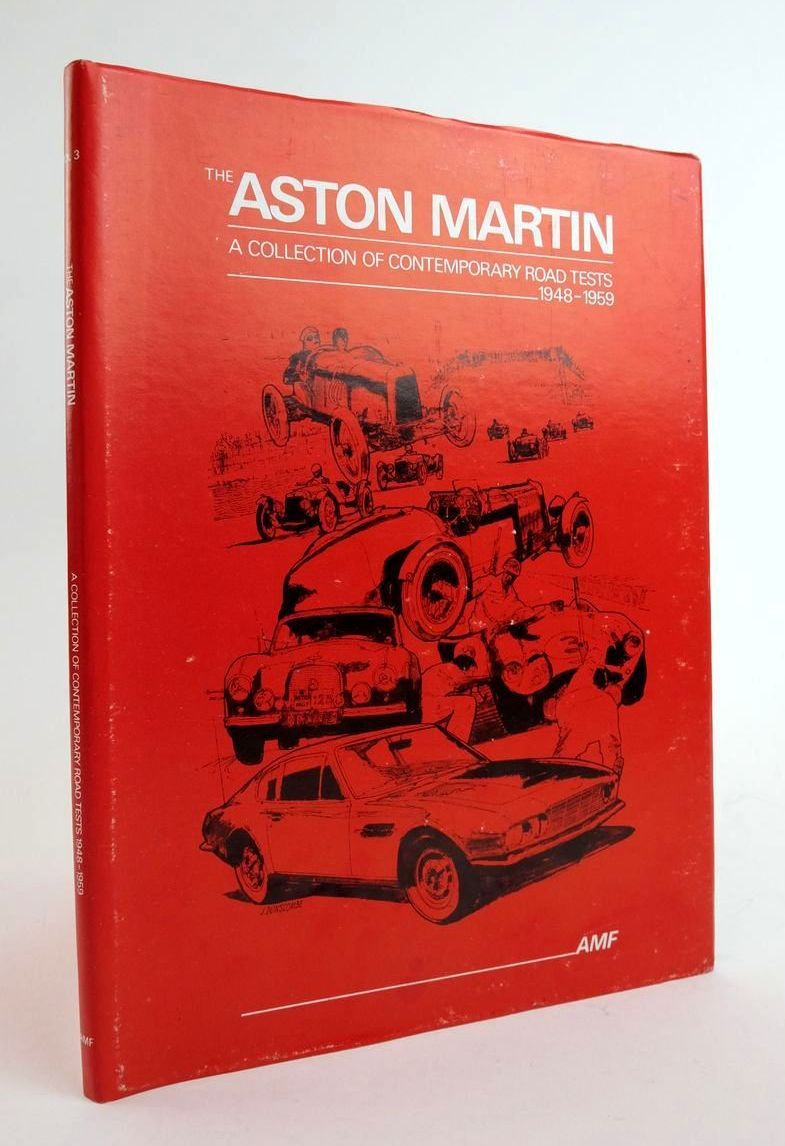 Photo of THE ASTON MARTIN: A COLLECTION OF CONTEMPORARY ROAD TESTS 1948-1959- Stock Number: 1822619