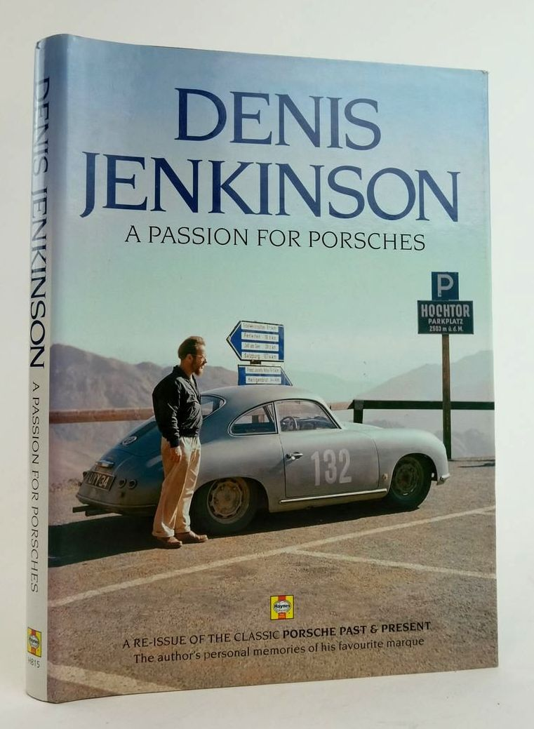 Photo of A PASSION FOR PORSCHES written by Jenkinson, Denis published by Haynes Publishing (STOCK CODE: 1822620)  for sale by Stella & Rose's Books