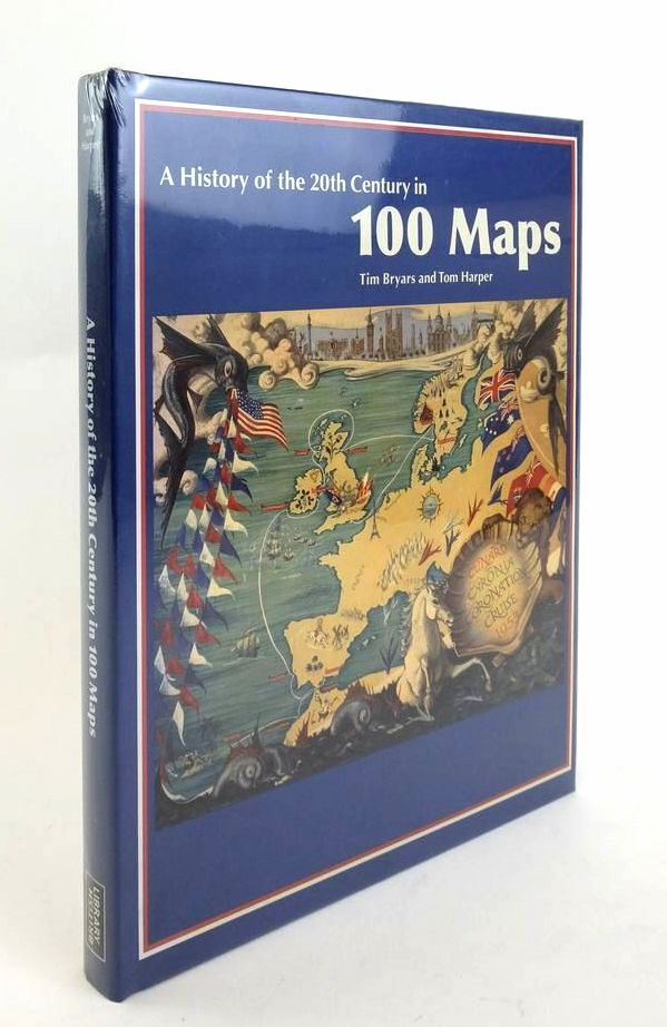 Photo of A HISTORY OF THE 20TH CENTURY IN 100 MAPS- Stock Number: 1822653
