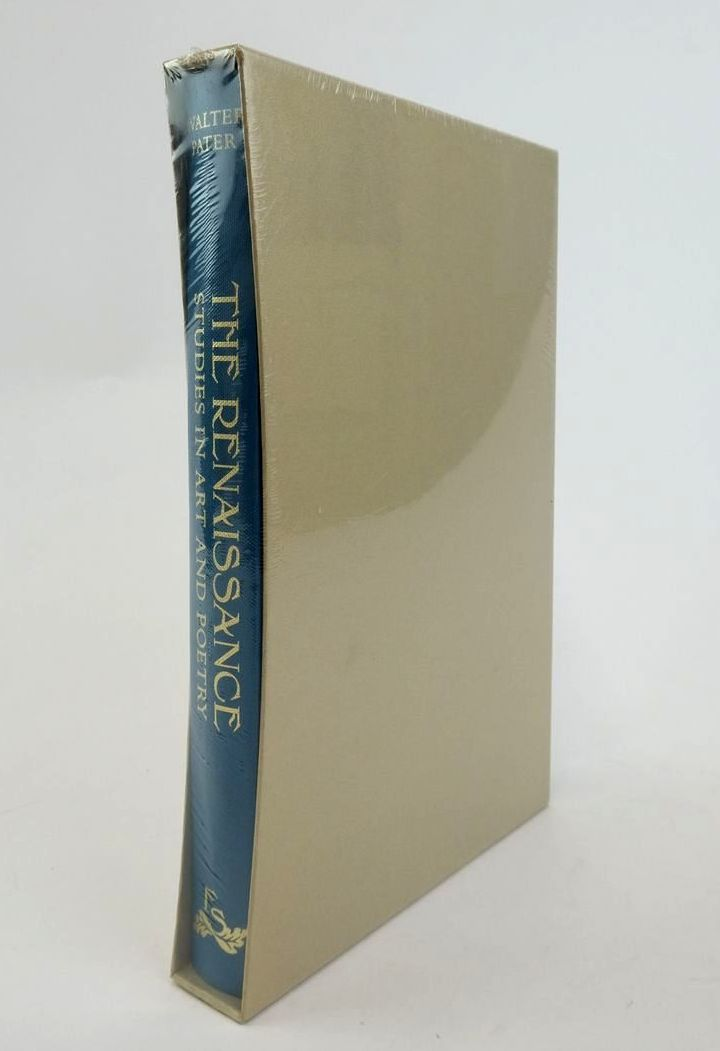 Photo of THE RENAISSANCE: STUDIES IN ART AND POETRY- Stock Number: 1822672