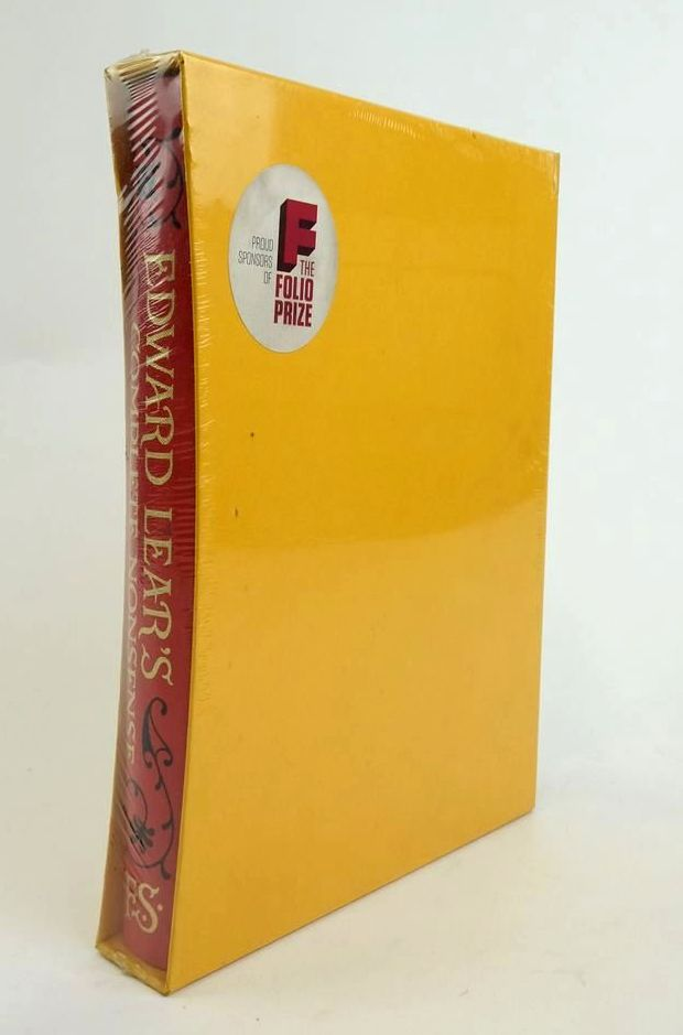 Photo of EDWARD LEAR'S COMPLETE NONSENSE- Stock Number: 1822682