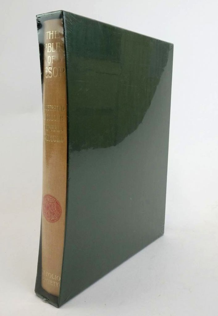 Photo of THE FABLES OF AESOP- Stock Number: 1822689