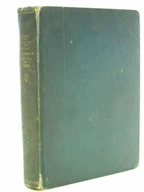 Photo of SHE, JESS, KING SOLOMON'S MINES written by Haggard, H. Rider published by George Newnes Limited, Cassell & Company Limited (STOCK CODE: 2105112)  for sale by Stella & Rose's Books