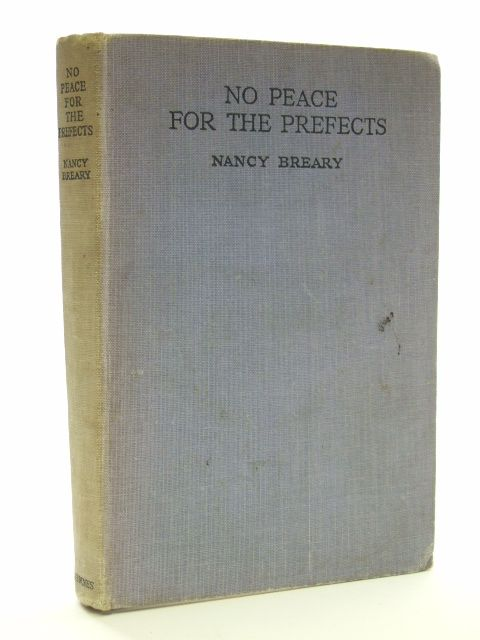 Photo of NO PEACE FOR THE PREFECTS- Stock Number: 2105130