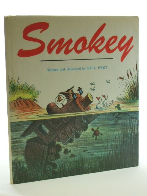 Photo of SMOKEY written by Peet, Bill illustrated by Peet, Bill published by Andre Deutsch (STOCK CODE: 2105166)  for sale by Stella & Rose's Books
