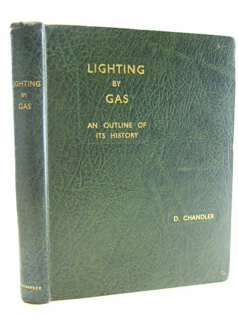 Photo of LIGHTING BY GAS- Stock Number: 2105315