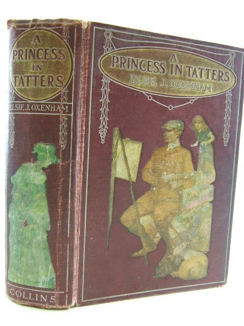 Photo of A PRINCESS IN TATTERS written by Oxenham, Elsie J. illustrated by Adams, Frank published by Collins Clear-Type Press (STOCK CODE: 2105946)  for sale by Stella & Rose's Books