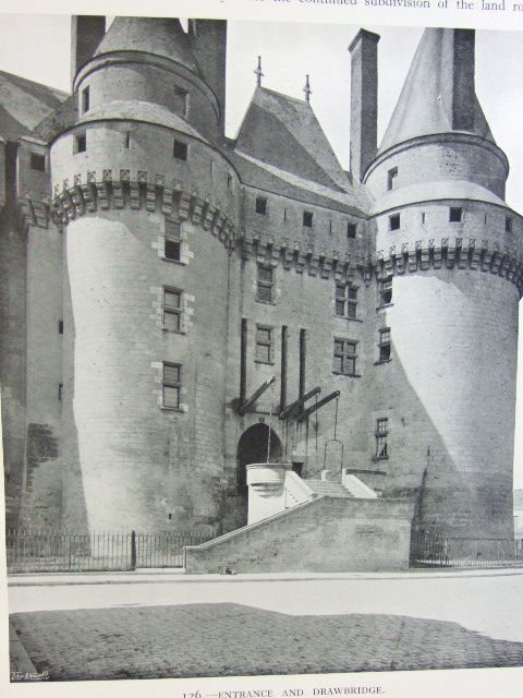 Photo of TWENTY-FIVE GREAT HOUSES OF FRANCE written by Cook, Theodore Andrea<br />Ward, W.H. published by Country Life (STOCK CODE: 2105990)  for sale by Stella & Rose's Books
