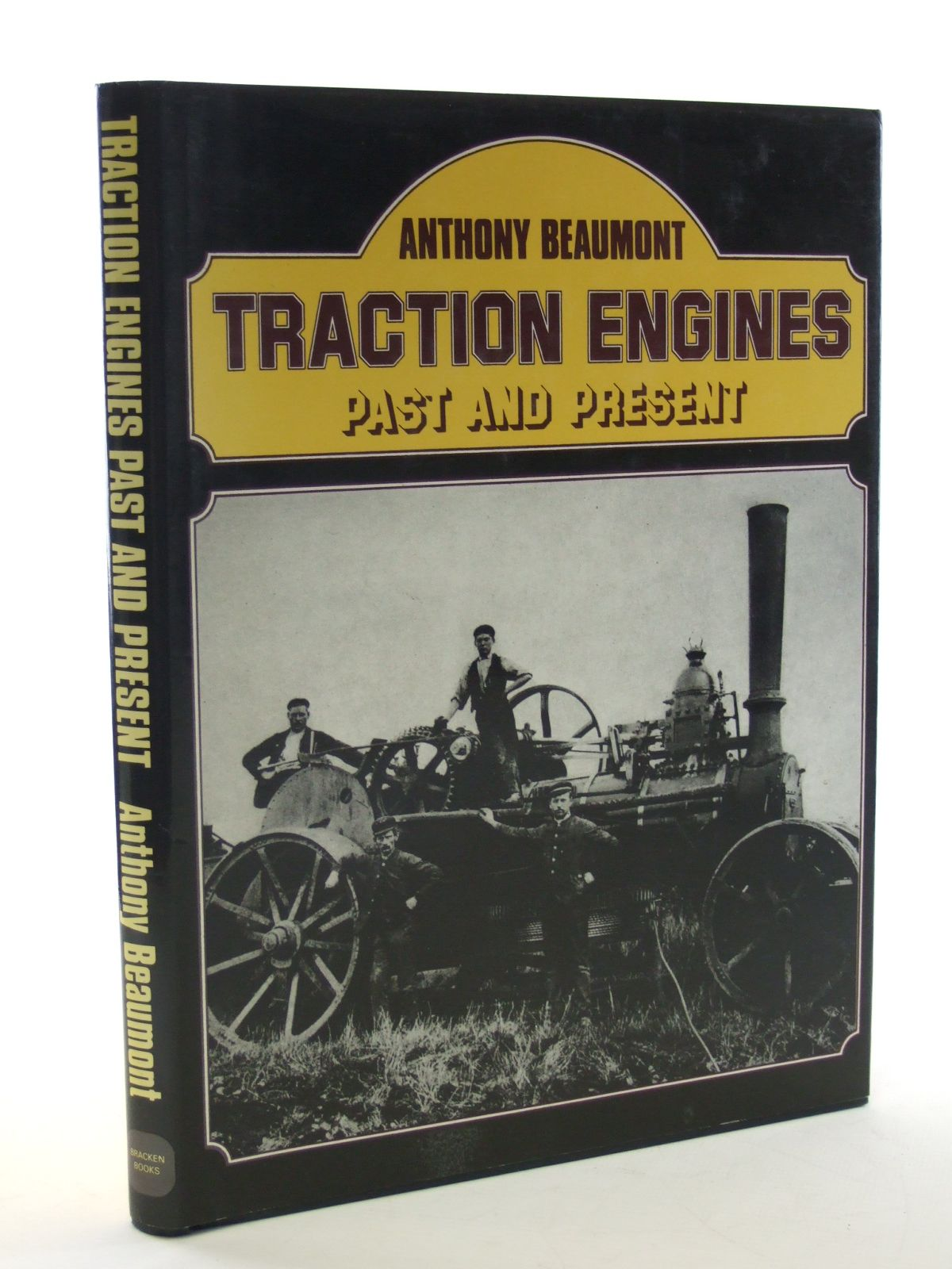 Photo of TRACTION ENGINES PAST AND PRESENT written by Beaumont, Anthony published by Bracken Books (STOCK CODE: 2106700)  for sale by Stella & Rose's Books