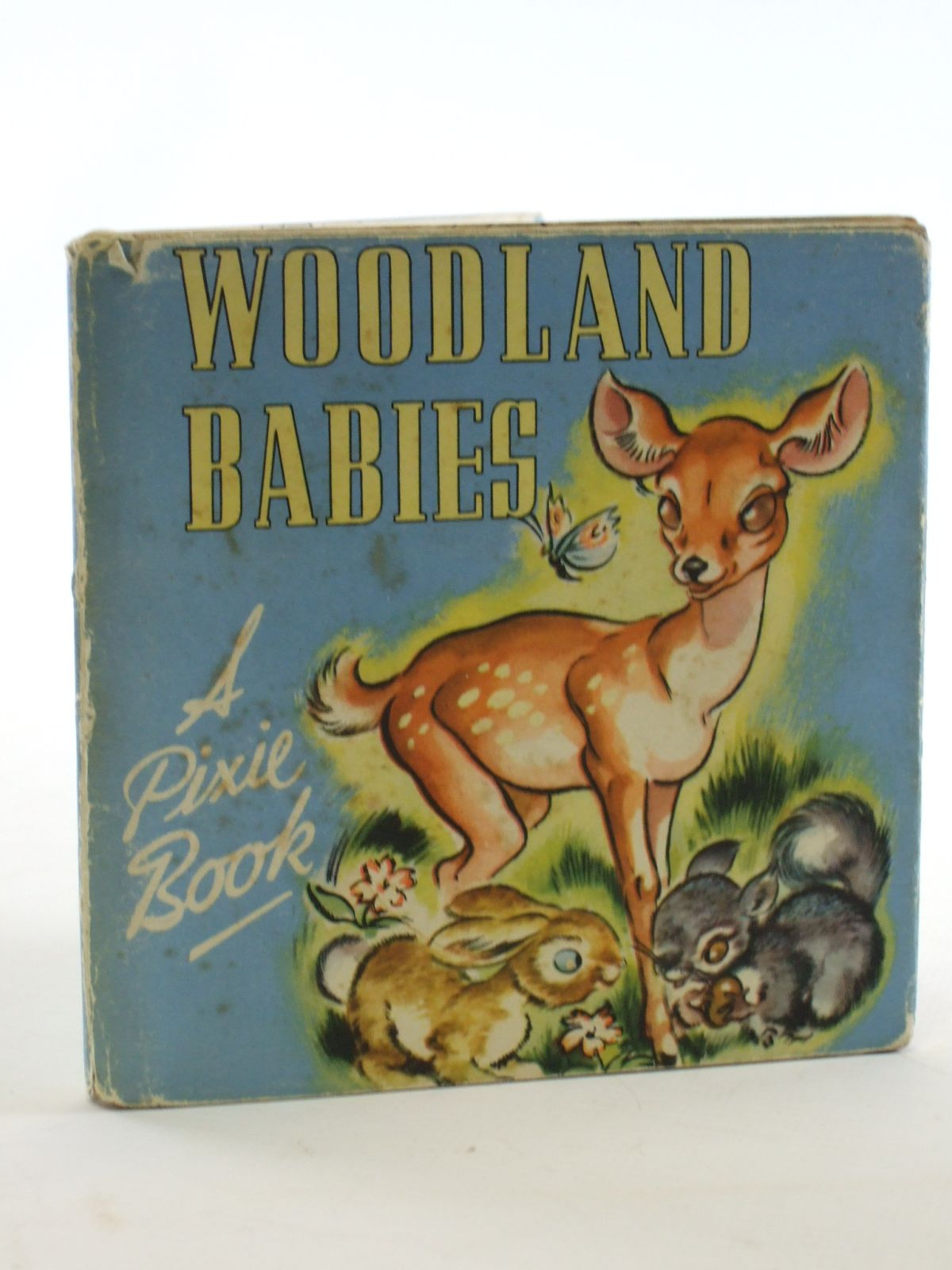 Photo of WOODLAND BABIES written by Colman, Margery illustrated by Colman, Margery published by Collins (STOCK CODE: 2106773)  for sale by Stella & Rose's Books
